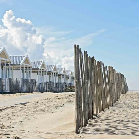 Strandleven-huisjes